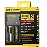 NiteCore NC i2 Version 2014 Intellicharge Akku Ladestation für...