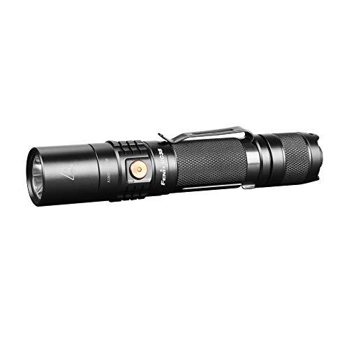 Fenix UC35 V 2.0 LED-Taschenlampe, Flashlight 1000 Lumen, Micro-USB