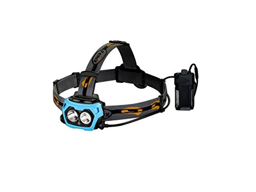Fenix HP40F Headband Flashlight LED Multicolour...