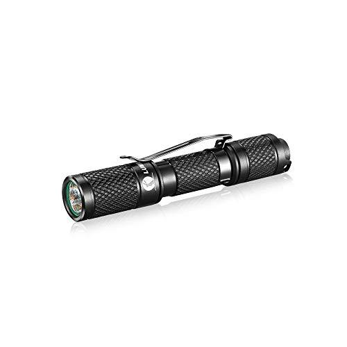 Kleine LED Taschenlampe mit Schlüsselanhänger LUMINTOP TOOL AAA Leichte...