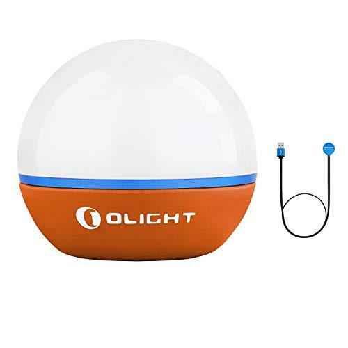 OLIGHT Obulb LED Birne Lampe Nachtlicht 55 Lumen Warmweiß LED und Rote LED...