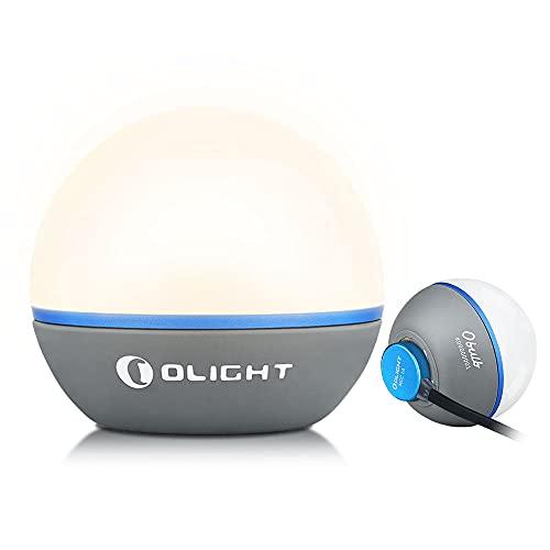 OLIGHT Obulb Touch Funktion Nachtlicht, Led Atmosphäre Nachttischlampe nur...