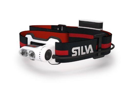 Silva Stirnlampe Headlamp Trail Runner II, Mehrfarbig, One size,...
