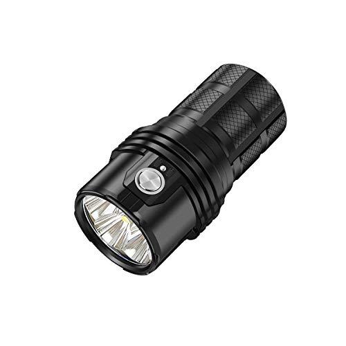 IMALENT MS06 LED Taschenlampe 25000 Lumen, 513 Meter Leuchtweite, 6 Stück...