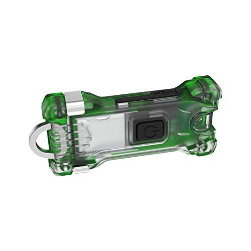 Armytek Zippy Grün Taschenlampe Schlüsselanhänger USB Wiederaufladbar...