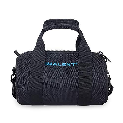 IMALENT MS18 Taschenlampe Bag, Reißverschlussfach Tasche, Schutz für...