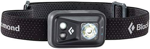 Black Diamond Spot Headlamp / Dimmbare Stirnlampe mit fokussiertem...