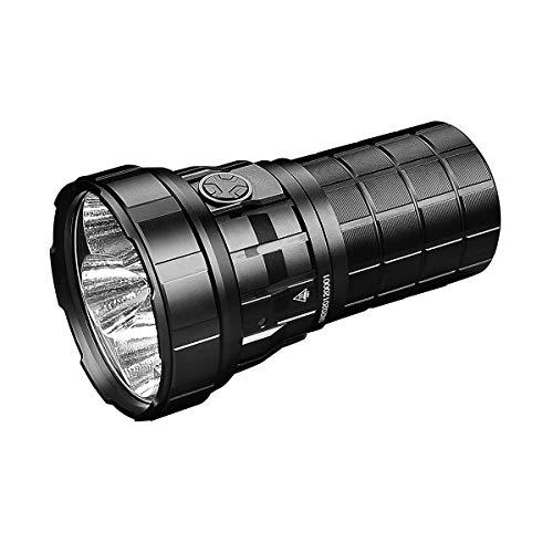 IMALENT R60C Taschenlampe Led 18000 Lumen, 6 Stück LEDs Wiederaufladbare...
