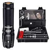 Shadowhawk X800 Led Taschenlampe, Super Helle 4000 Lumen CREE...