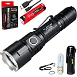 Klarus XT11GT Taktische Taschenlampe CREE XPH35 HD E4 LED Maximale Ausgabe...