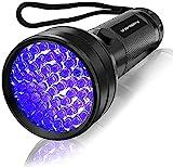 Vansky UV Schwarzlicht Taschenlampe mit 51 LEDs   Haustiere Urin-Detektor...