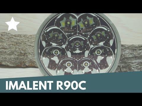 Imalent R90C im Review
