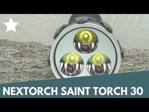 Nextorch Saint Torch 30 Review