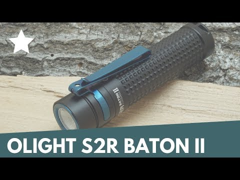 Olight S2R Baton II im Review