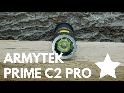 Armytek Prime C2 PRO Review