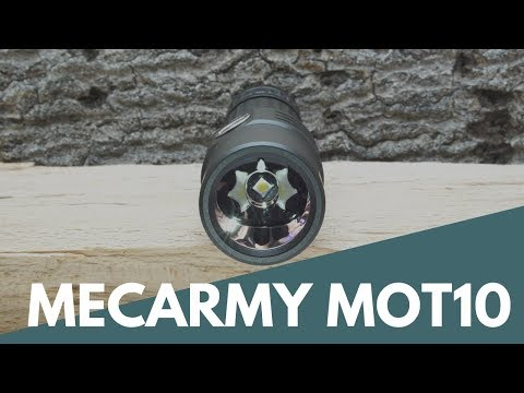 MecArmy MOT10 im Review