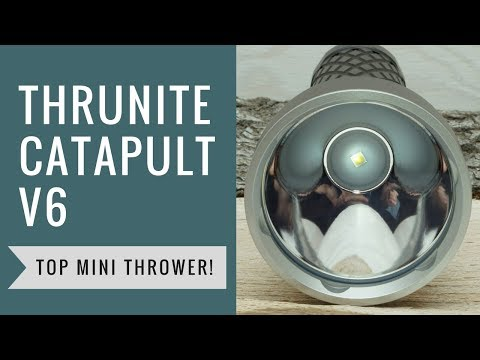 Thrunite Catapult V6 Mini Thrower im Review