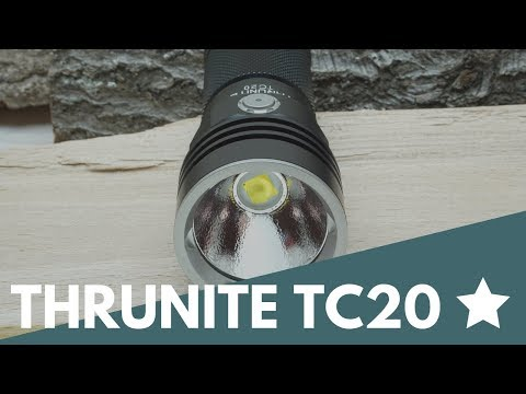 ThruNite TC20 Review