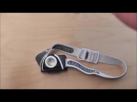 Die Stirnlampen LED Lenser SEO 5 und Olight H05S ACTIVE im Review