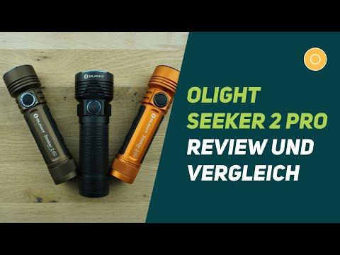 Olight Seeker 2 Pro im Review