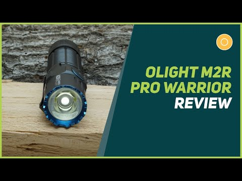 Olight M2R Pro Warrior im Review