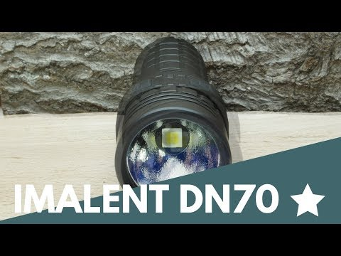 Imalent DN70 im Review