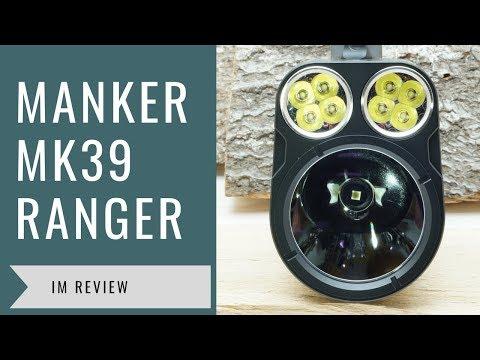 Manker MK39 Ranger Review