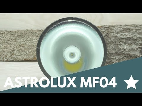 Astrolux MF04 Review