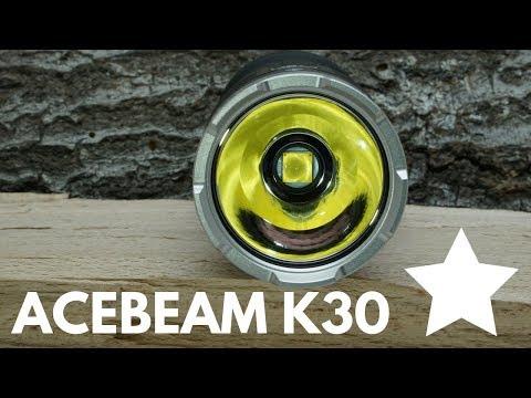 Acebeam K30 Review