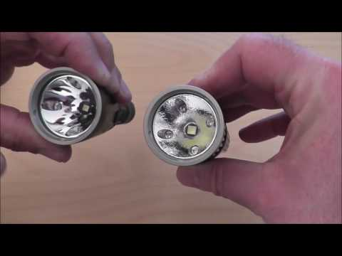 Nitecore SRT9 Taktische Taschenlampe im Review