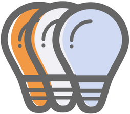 Farbtemperatur LED Taschenlampen