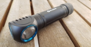 Die Olight H2R Nova Stirnlampe im Test