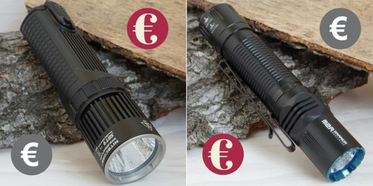 Sind Premium LED Taschenlampen ihr Geld wert?