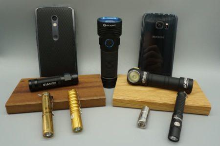 Taschenlampen App versus LED Taschenlampe Vergleich - LED Taschenlampen und Smartphones