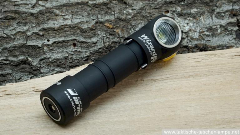 Armytek Wizard Pro USB LED Stirnlampe