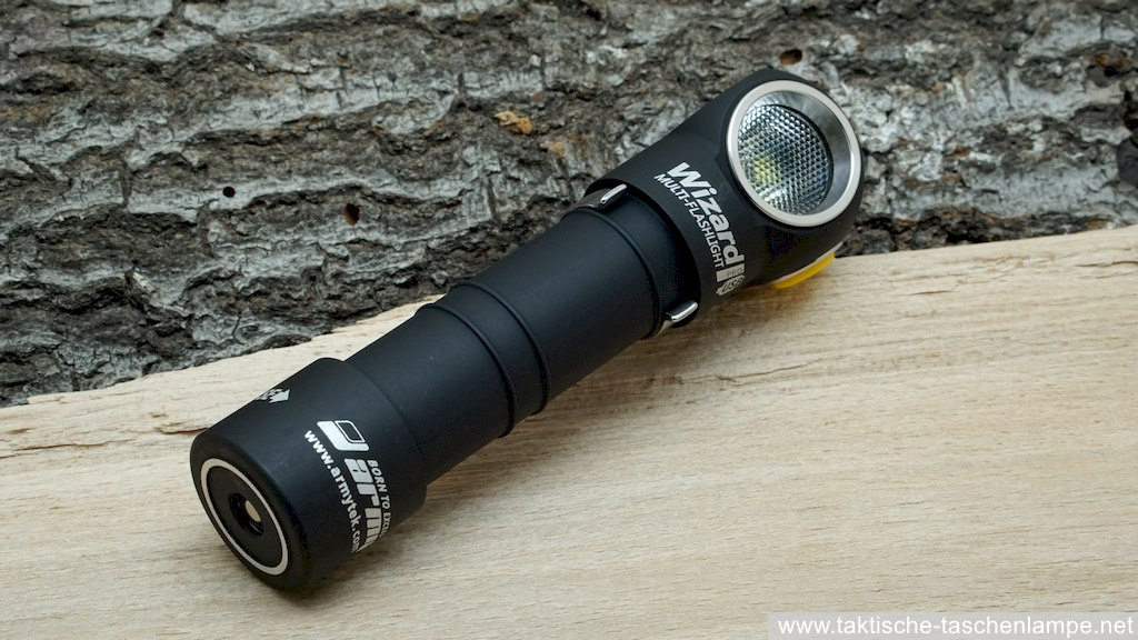 armytek wizard pro usb stirnlampe im test review. Black Bedroom Furniture Sets. Home Design Ideas
