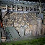 Armytek Wizard Pro Beamshot Holzschuppen