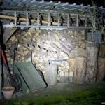 Nitecore SRT9 Beamshot Holzschuppen