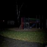 Olight H1R Beamshot Spielplatz