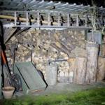 Olight H2R Beamshot Holzschuppen