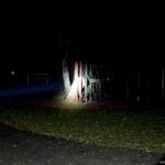 Olight M3XS-UT Javelot Beamshot Spielplatz