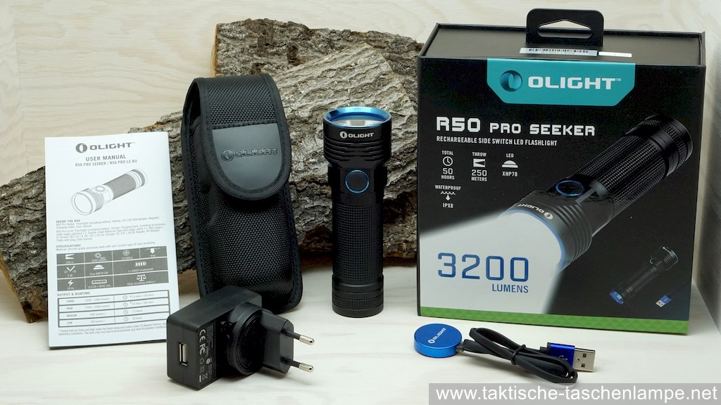 Olight R50 Pro Seeker