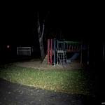 Olight S1A Baton Beamshot Spielplatz