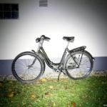 Olight S1A Baton Beamshot Fahrrad