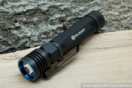 Olight S30R Baton III im Test