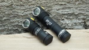 Armytek Elf C1 und C2 Micro-USB LED Taschenlampe