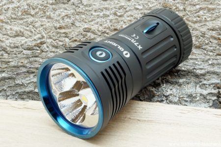 Olight X7R Marauder im Test