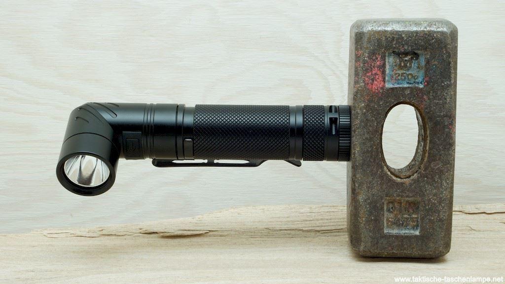 Rofis TR20 mit magnetischer Endkappe