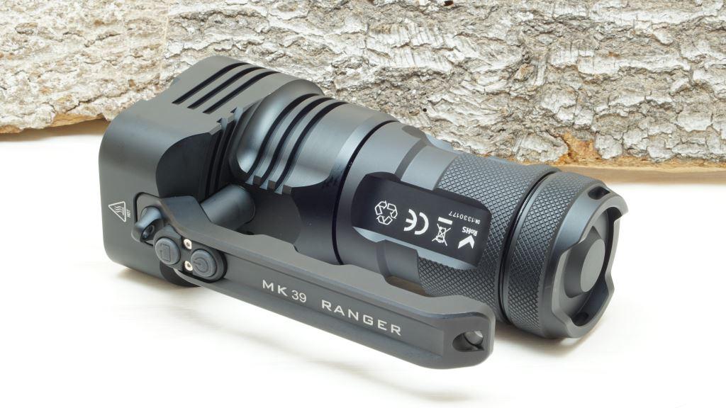 Manker MK39 Ranger LED Taschenlampe mit Griff
