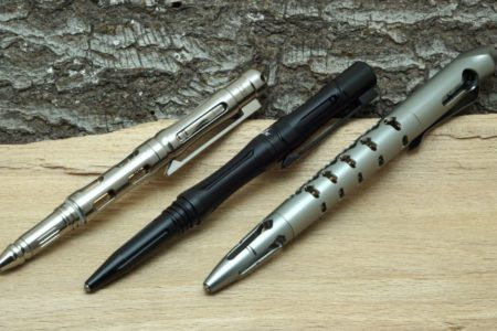 3 Tactical Pens im Test